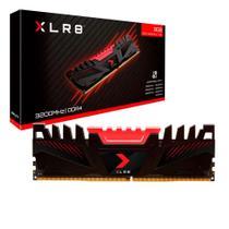 MEM&OACUTERIA 8GB 3200 DDR4 XLR8 Gaming UDIMM Retail PNY MD8GD4320016XR  -