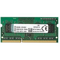Mem. p/ notebook - 4gb / ddr3 - 1600 kingston - v-1.35 - kvr16ls11/4
