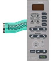 Membrana Microondas Consul Facilite Cmd20as prata -