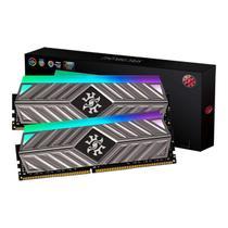 Memoria 16gb (2x 8gb) Ddr4 3200 Rgb Xpg Spectrix D41 Tungsten - ADATA TAIWAN