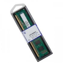 Memória 4GB 1333MHz DDR3 Non-ECC CL9 DIMM SR x8  - KVR13N9S8/4 - Kingston -
