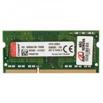 Memória 4GB DDR3 1600Mhz KCP3L16SS8/4 Notebook Kingston -