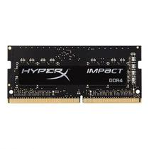 Memória 4GB Notebook Gamer Hyperx Kingston DDR4 2400MHZ Sodimm HX424S14LB/4 -