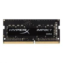 Memória 8GB Notebook Gamer Hyperx Kingston DDR4 2400MHZ Sodimm HX424S14IB2/8 -