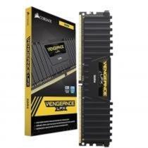 Memória Corsair Vengeance LPX, 4GB, 2400MHz, DDR4, CL16, Preto - CMSX4GX4M1A2400C16 -