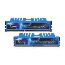 Memória DDR3 - 16GB (2x 8GB) / 1.600MHz - G.Skill RipjawsX - F3-1600C9D-16GXM -