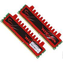 Memória DDR3 -  8GB (2x 4GB) / 1.600MHz - G.Skill Ripjaws  - F3-12800CL9D-8GBRL -