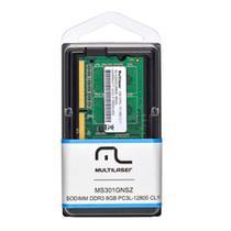 Memória Desktop Multilaser 8Gb 1600MHZ DDR3 CL11 MM810 -