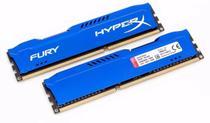 Memória hyperx 8gb ddr3 1600mhz kingston -