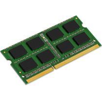 Memória Kingston 8GB, 1600MHz, DDR3, Notebook, CL11 - KVR16S11/8 -