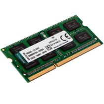 Memória Kingston Para Notebook 8GB Ddr3 1600MHZ - Kvr16ls11/8 -