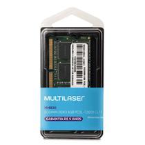 Memória Multilaser Ddr3 Sodimm 8Gb 1600 Mhz - MM820 -