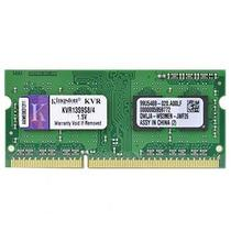 Memória Notebook 4GB, DDR3, 1333 MHz, 1,5 V - Kingston