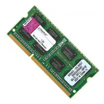 Memória notebook 4gb ddr3 1333mhz kingston -