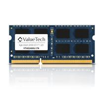 Memoria. Notebook 4gb Ddr4 2400 Cl17 1.2V VT4G2400L17N Valuetech -