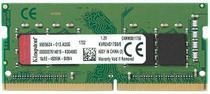 Memoria Notebook 8GB 2400MHz DDR4 Kingston - KVR24S17S8/8 -