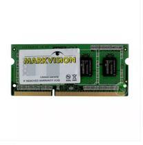 Memoria Notebook 8gb Ddr4 2400mhz Markvision Low Voltagem MVD48192MSD-24LV - Kingston
