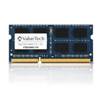 Memoria. Notebook 8gb Ddr4 2666 Cl17 1.2V VT8G2666L17N Valuetech -