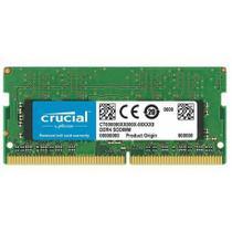 Memoria notebook crucial 4gb ddr4 2400 -