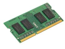 Memoria notebook ddr3 kingston kvr16ls11s6/2 2gb 1600mhz ddr3l cl11 204-pin sodimm low voltage 1.35v