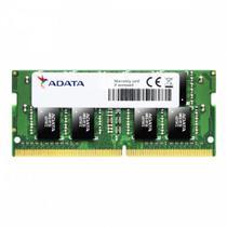Memória Notebook DDR4 4GB 2400 Mhz Adata AD4S2400J4G17-S -