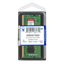 Memória Notebook DDR4 8GB 2400 Mhz CL17 SO-DIMM Kingston -