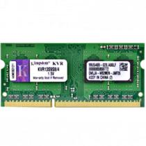 Memória P/ Notebook 4gb Ddr3 Kingston 1333mhz Kvr13s9s8/4gb