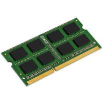 Memoria para Notebook 4GB 1600mhz DDR3L CL11 Sodimm 1.35v Low Voltage Note KVR16LS11/4 Kingston -