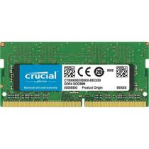 Memória para Notebook Crucial 8GB 2666MHz DDR4 CL19 CT8G4SFS8266 -