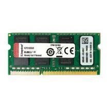 Memória para Notebook Kingston 8GB, DDR3, 1333MHz, CL9 - KCP313SD8/8 -