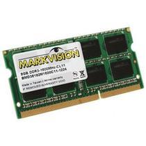 Memória para Notebook Markvision 8GB DDR3 1600Mhz  MVD38192MSD-16LV -