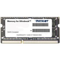 Memória para Ultrabook 8GB (1x8GB) DDR3 1333MHz Signature Line PSD38G1333L2S Patriot -