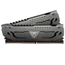 Memória Patriot Viper Steel 8GB (1x8GB), 3200MHz, DDR4, CL16 - PVS48G320C6 -