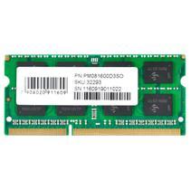 Memória Pcyes PM081600D3SO SODIMM 8GB DDR3 1600Mhz -