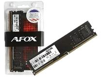 Memória RAM 16GB DDR4 Afox AFLD416ES1P - 2400MHz