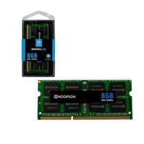 Memória Ram 8Gb DDR3 1600Mhz Hoopson - Mercoriental