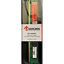 Memória RAM DDR3 PARA DESKTOP 8GB 1333 MHz PC3-10600 CL9 240 Pinos LONG-DIMM - Keepdata
