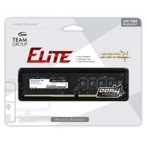 Memória Ram DDR4 4GB 2400 Mhz Elite Team Group TED44G2400C1601