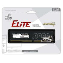 Memória Ram DDR4 8GB 2400 Mhz Elite Team Group TED48G2400C1601