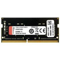 Memória RAM de 4GB para Computador Portátil HyperX HX424S14IB/4 DDR4 - Preta -