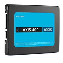 Memoria SSD 60gb axis 400 mb/s Multilaser SS060