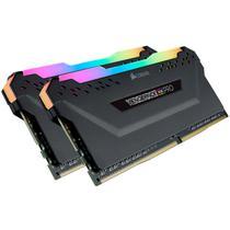 Memória VENGEANCE RGB PRO 16 GB (2 x 8 GB) DDR4 3000 MHz - Corsair