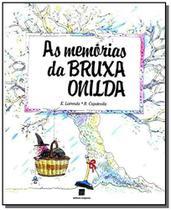 Memórias da Bruxa Onilda, As - Colecão Bruxa Onilda - Scipione -
