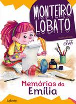 Memórias da emília - Lafonte