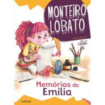Memórias da Emília - Monteiro Lobato - Lafonte