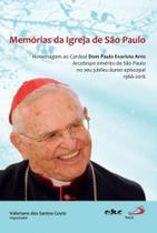 Memórias da igreja de são paulo - Educ - editora da puc-sp