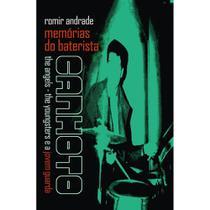 Memórias do baterista canhoto - Scortecci Editora -
