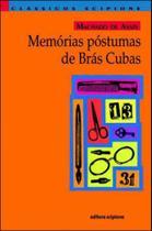 Memorias postumas de bras cubas -  coleçao reencontro - Scipione