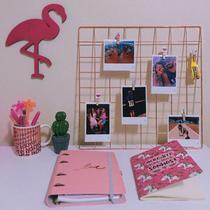 Memory Board - Rosê Gold 60X63 - Plugador
