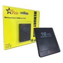 Memory Card 16mb P/ Playstation2 Original Feir -